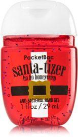 Santatizer PocketBac Sanitizing Hand Gel - Soap/Sanitizer - Bath & Body Works