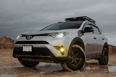 2018 Toyota Adventure – LP Aventure Inc Rav4 2018, Track Pictures, Cooper Tires, Toyota Rav, 4x4 Off Road, Toyota Trucks, Roof Rack, Car Car, Offroad