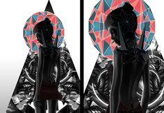 Beautiful Digital Art by Ben Thomas   Abduzeedo Design Inspiration & Tutorials