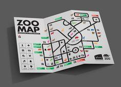 JHB ZOO Infographic on Behance