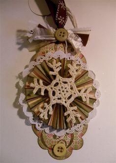 christmas gift tag - Scrapbook.com