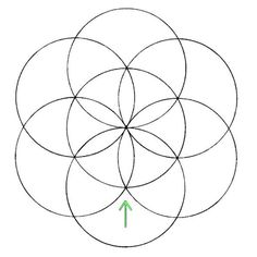 Flower of Life:  Flower Of Life More Pins Like This At FOSTERGINGER @ Pinterest