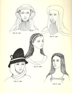 Helianthus — Glossary of English Hairstyles and Headdress