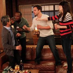 Get the Official Rules to the New Girl Drinking Game, True American - - Yes!! Love this show! Always wanted to know the rules to this game! :) Looks so funn :)