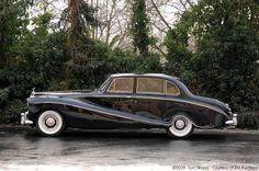 Hooper Rolls-Royce Silver Cloud I Empress Saloon ALC11 1958 02