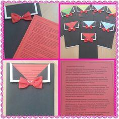 Okul öncesi veda mektubu karne