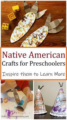 Native American Crafts for Preschoolers