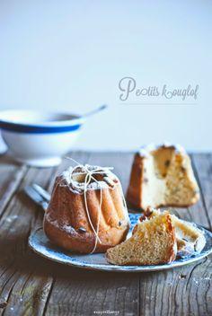 Petits Kougelhopf via Mon petit bistrot, piccole dolcezze alsaziane