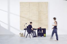 Ehø muteboard, acoustic wall panel