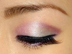 #pretty in #pink #eyeshadow #makeup
