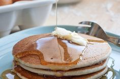 Karina's Gluten-Free Pancakes Recipes. #Recipes