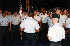 1996-06-17-CoC-Honor Guard Company-Poch-Book 01-11   by Old Guard Museum