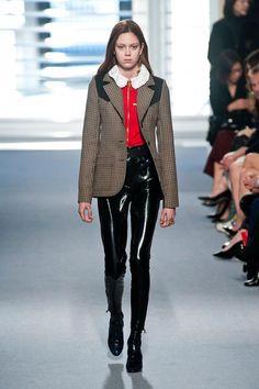 Fashion runway| Tendenze moda autunno-inverno 2014/15: school style | http://www.theglampepper.com/2014/11/05/fashion-runway-school-style/