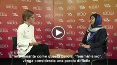 Intervistata dall'attrice Emma Watson, ambasciatrice dell'Onu, in occasione dell'uscita del documentario sulla sua vita - 'He Named Me Malala' -,...