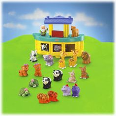Little People Noahs Ark Gift Set - Fisher-Price Online Toy Store