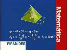 ▶ C 15 - Pirâmides - Matemática - Vestibulando Digital - YouTube