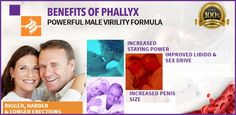 Phallyx Pills uses natural ingredients to promote testosterone production and increase blood flow to the penis, giving harder and longer lasting erections.   http://phallyxpills.org/