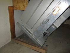 Garage organisation   Rangement remorque, Rangement outils jardin et Rangement outils
