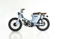 The Little Blue C70 | Deus Australia