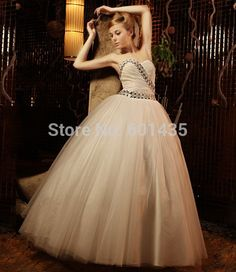 Find More Wedding Dresses Information about Free Shippinng WR1908 Crystal Ivory Wedding Dress Princess Robe Mariee Weddingdress Wedding Gowns,High Quality gown uk,China gowns for fat women Suppliers, Cheap gown women from Daneileen International Bridal Dresses on Aliexpress.com