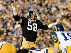 Private signing with Jack Lambert! Preorder or mail in your item to be signed by the 1990 Hall of Famer!