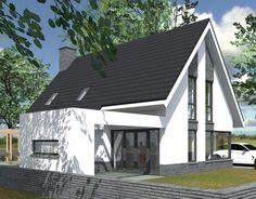 nieuwbouw vrijstaande woning in Rotterdam. Benieuwd naar het ontwerp bekijk hem op de website.