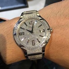 A dazzling Piaget watch!