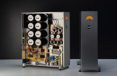 Mono and Stereo High-End Audio Magazine: Nagra HD AMP