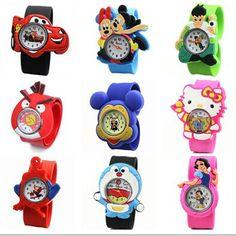 Children Cute Jelly Cartoon Watch - Many Designs //Price: $12.44 & FREE Shipping //   #kidsclothing #kids #baby #kidsfashion