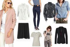 Die Basics für einen minimalistischen Kleiderschrank mit OTTO // Werbung › dreieckchen - Lifestyle Blog #dreimalanders