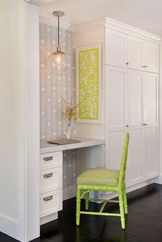 desk nook Marcus Design: {designer profile: annsley interiors}