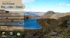 Parque Nacional Cayambe - Coca se encuentra ubicado entre las Provincias de Pichincha y Napo es muy visitado por turistas por sus Lagunas y Piscinas Termales
