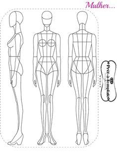 70 Ideas Fashion Model Drawing Animation For 2019 Fashion Sketch Template, Fashion Figure Templates, Fashion Design Template, Fashion Model Drawing, Fashion Design Drawings, Fashion Sketches, Fashion Sketchbook, Fashion Poses, Fashion Art