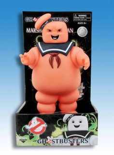 Kirin Hobby : Ghostbusters: Exploding Stay Puft Marshmallow Man Bank Diamond Select 699788810507