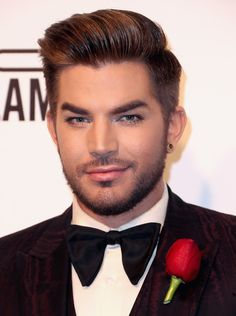 Adam Lambert Photos Photos - Singer Adam Lambert attends the 25th Annual Elton John AIDS Foundation's Academy Awards Viewing Party at The City of West Hollywood Park on February 26, 2017 in West Hollywood, California. - 25th Annual Elton John AIDS Foundation's Oscar Viewing Party - Arrivals