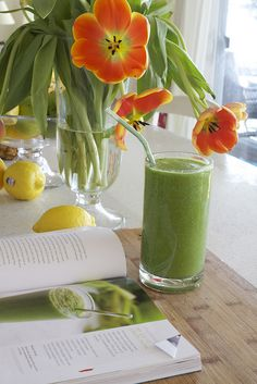 My Life in Food: Jessica Alba's Green Drink