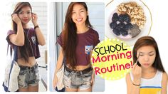 School Morning Routine! 2014