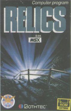 Relics for MSX.