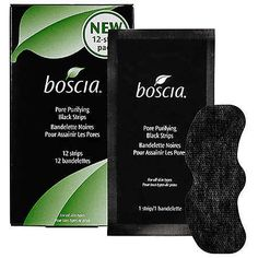 Boscia Pore Purifying Black Strips