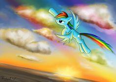 The End of the Rainbow (Rainbow Dash)
