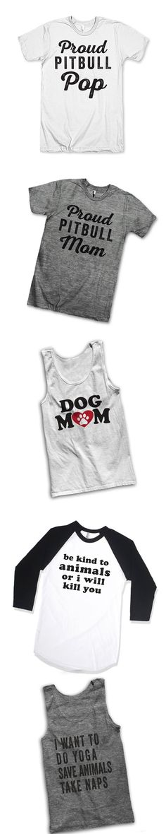 5 Must Have Shirts For Animal Lovers.  Check out our super cool collection of shirts for animal lovers! From dog moms to people that use their pets as pillows, we've got hundreds of unique designs for you and your all your friends! Check out our 3 way BFF shirts, grab a funny sarcastic tee or find the perfect gift for mom! We're bringing people (and pets!) together through t shirts!
