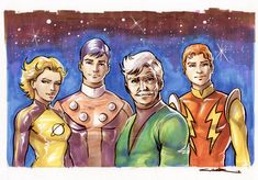 Legion founders by Cinar