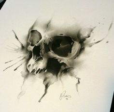 Best Tattoo Trends - Glen Preece Tattoo Skull - This guy is awesome!...