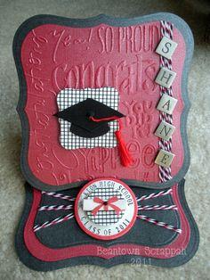 Congrats Grad! - Scrapbook.com