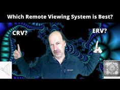 Which Remote Viewing System is Best? CRV or ERV? - YouTube Remote Viewing, Intuition, Chelsea, The Past, Author, Entertainment, Activities, Future, Future Tense