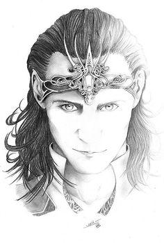 Loki. ¡¡Que bonito!!