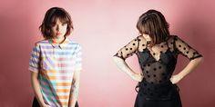 Blouse Bianca : Make my lemonade - Sewing Patterns Free, Free Pattern, Diy Clothes Accessories, Sewing Shirts, Diy Vetement, Blouse Patterns, Mode Inspiration, Pulls, Diy Fashion