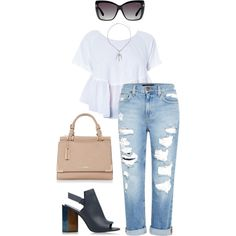 Street ! by imyeni on Polyvore featuring polyvore fashion style Genetic Denim Pierre Hardy Miss Selfridge Tom Ford