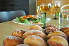 Vappu Munkki - May Day Donuts - May Day is only a couple of weeks away! Get ready to celebrate properly with this May Day Donut recipe - simple to make and absolutely, mouth-watering delicious. Finnish Recipes, May Days, Donut Glaze, Donut Recipes, Eating Well, Baked Goods, Donuts, Sweet Treats, Yummy Food