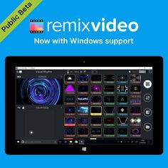 PUBLIC BETA: Mixvibes Remixvideo, now for Windows - https://djworx.com/public-beta-mixvibes-remixvideo-now-for-windows/